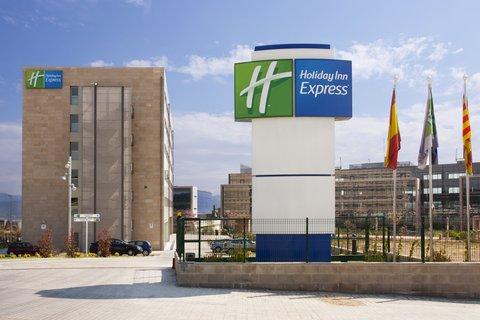 Holiday Inn Express Barcelona Sant Cugat - Hotel Exterior