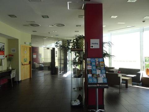 Holiday Inn Express Barcelona Sant Cugat - Hotel Lobby