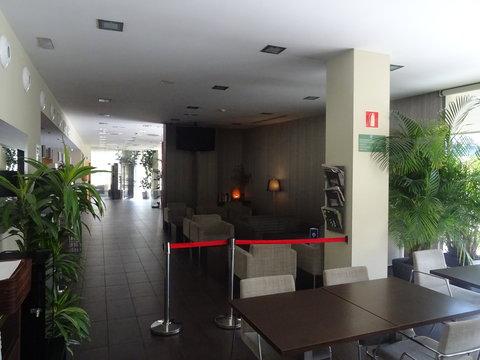 Holiday Inn Express Barcelona Sant Cugat - Entrance