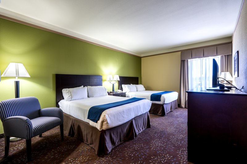 Holiday Inn Express SILVER CITY - Evansdale, IA
