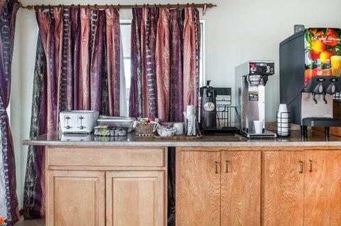 Rodeway Inn Gallup - Breakfast area
