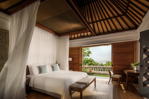Four Seasons Resort Bali at Jimbaran Bay - Garden Jimbaran Bay Villa Bedroom
