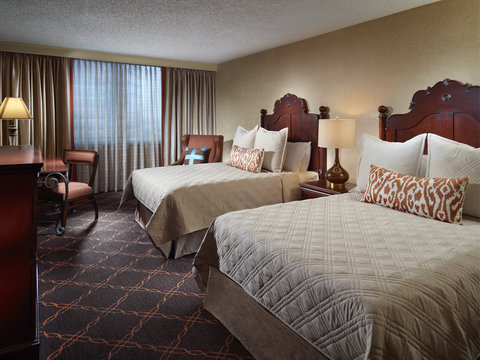 Omni Austin at SouthPark Hotel - Deluxe Double Double Room