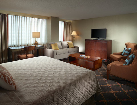 Omni Austin at SouthPark Hotel - Executive King Suite