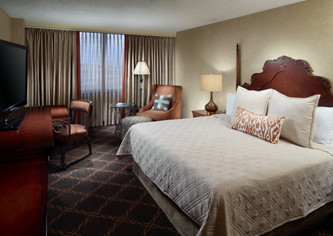 Omni Austin at SouthPark Hotel - Deluxe King Room