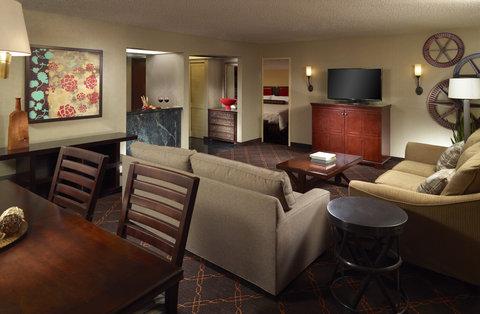 Omni Austin at SouthPark Hotel - Presidential Suite