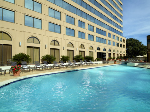 Omni Austin at SouthPark Hotel - Outdoor Pool