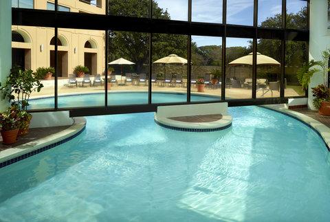 Omni Austin at SouthPark Hotel - Indoor Pool