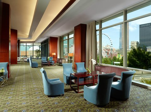 Omni Hotel At Cnn Center - Prefunction space
