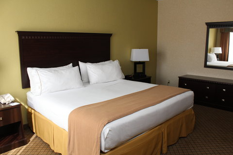 Holiday Inn Express & Suites GRAND RAPIDS AIRPORT - Executive Suite at the Holiday Inn Express Grand Rapids Airport