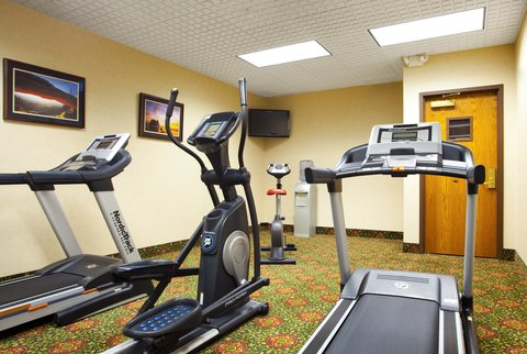 Holiday Inn Express & Suites GRAND RAPIDS AIRPORT - Fitness Center