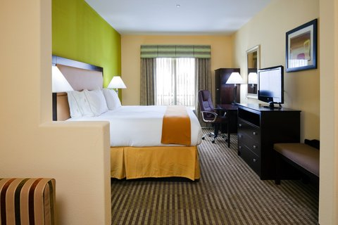 Holiday Inn Express & Suites GREENVILLE - King Suite w Sleeper Sofa