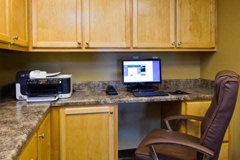 Holiday Inn Express & Suites GREENVILLE - Business Center