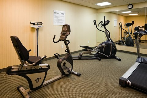 Holiday Inn Express & Suites GREENVILLE - Fitness  Center