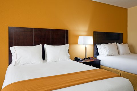 Holiday Inn Express & Suites GREENVILLE - Queen Bed Guest Room