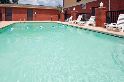 Holiday Inn Express & Suites GREENVILLE - Swimming Pool