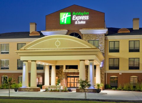 Holiday Inn Express & Suites GREENVILLE - Hotel Exterior