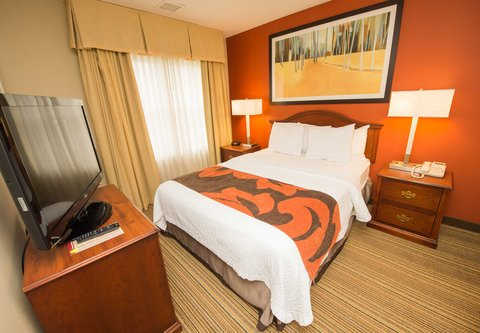 Residence Inn Marriott Erie - One-Bedroom Suite