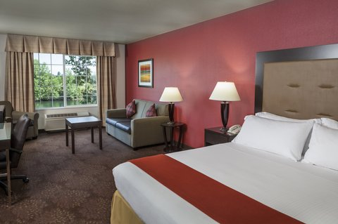 Holiday Inn Express CORVALLIS-ON THE RIVER - Corporate Suite