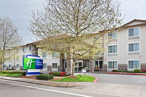 Holiday Inn Express CORVALLIS-ON THE RIVER - Hotel Exterior
