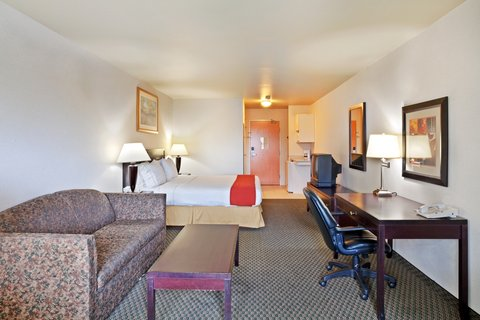 Holiday Inn Express CORVALLIS-ON THE RIVER - Executive Suite