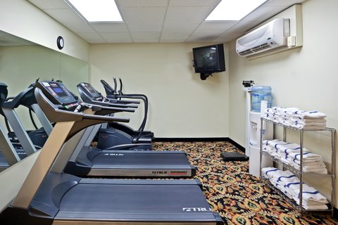 Holiday Inn Express CORVALLIS-ON THE RIVER - Fitness Center