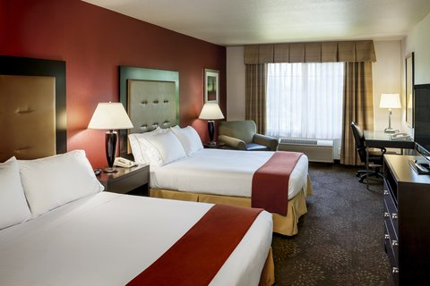 Holiday Inn Express CORVALLIS-ON THE RIVER - Double Bed Guest Room
