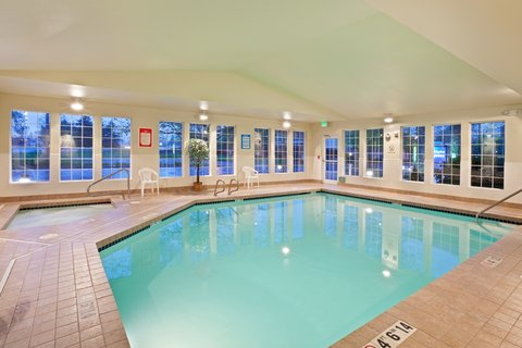 Holiday Inn Express CORVALLIS-ON THE RIVER - Swimming Pool