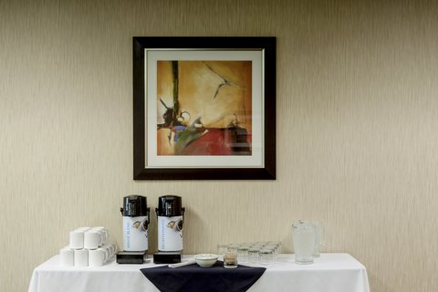Holiday Inn Express CORVALLIS-ON THE RIVER - Coffee with your meeting