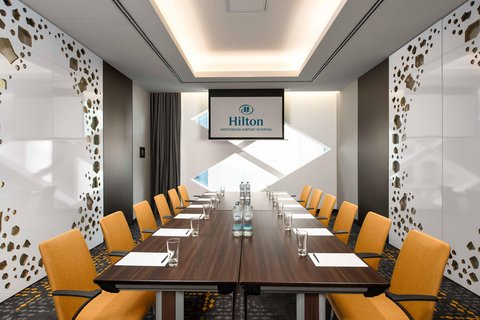 Hilton Amsterdam Airport Schiphol Hotel - Meeting Room
