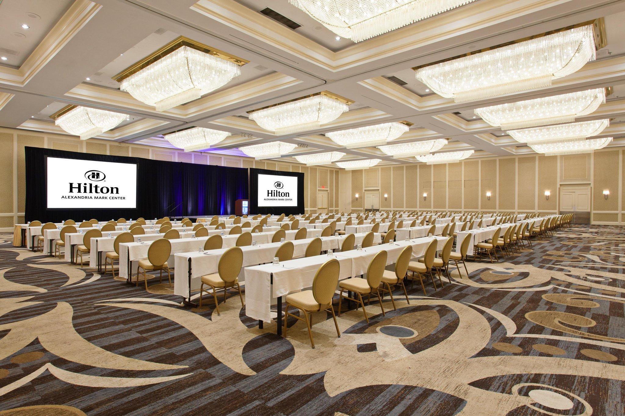Hilton Alexandria Mark Center Photos Arestravel Com