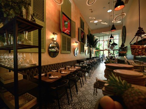Vintro South Beach - Vintro Kitchen