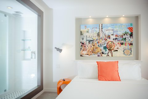 Vintro South Beach - Guest Room