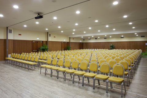 Holiday Inn CAGLIARI - Conference Room up to 350 seats teathre style
