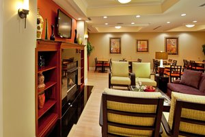 Restaurant - Holiday Inn Express Hotel & Suites North Spartanburg