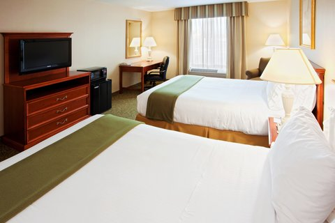 Holiday Inn Express & Suites HAGERSTOWN - Double Bed Guest Room