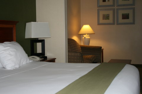 Holiday Inn Express & Suites HAGERSTOWN - 1 King Bedded Hearing Impaired Suite