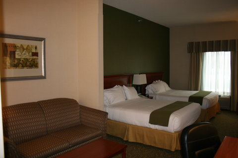 Holiday Inn Express & Suites HAGERSTOWN - 2 Queen Bedded Hearing Impaired Suite