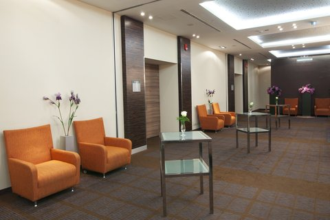 Holiday Inn ALMATY - Pre-function break out area ideal for conference breaks