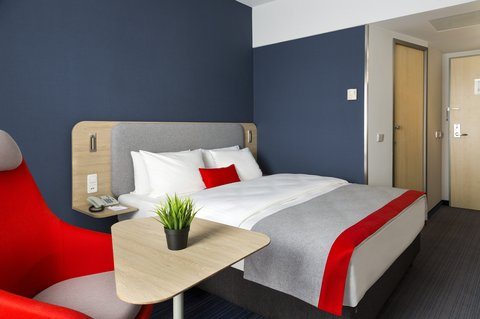 Holiday Inn Express DUSSELDORF - CITY NORTH - Comfortable Business Guest Room