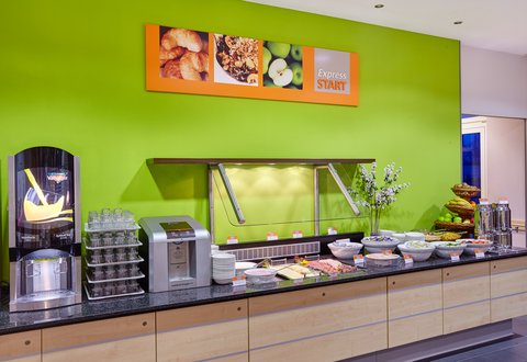 Holiday Inn Express DUSSELDORF - CITY NORTH - Browse our delicious Breakfast Buffet
