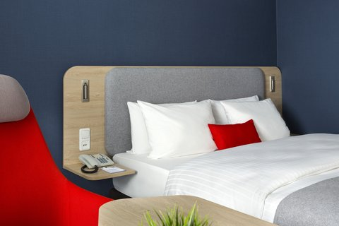 Holiday Inn Express DUSSELDORF - CITY NORTH - Stay relaxed in your comfortable high quality bed