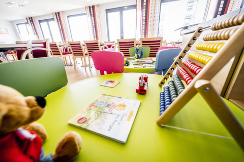Holiday Inn Express DUSSELDORF - CITY NORTH - For our younger visitors
