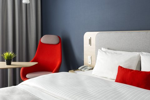Holiday Inn Express DUSSELDORF - CITY NORTH - Have a good night s sleep