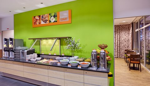 Holiday Inn Express DUSSELDORF - CITY NORTH - Sample our complimentary Breakfast Buffet