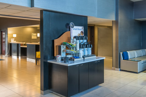 Holiday Inn Express & Suites COOPERSTOWN - 24 Hour Coffee Station