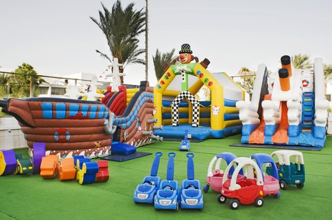 كراون بلازا إيلات - Children s Recreation