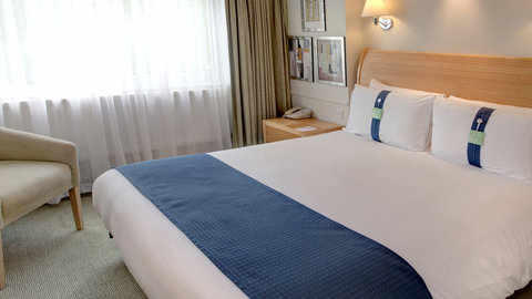 Holiday Inn COVENTRY M6, JCT.2 - Double Bed Guest Room