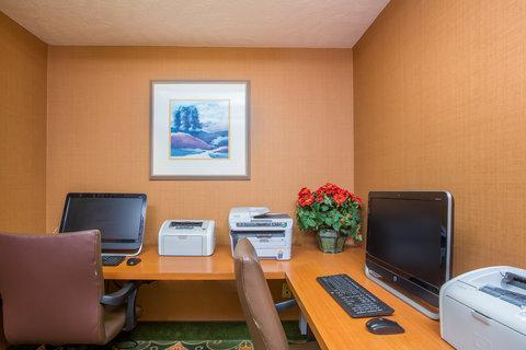 Holiday Inn Express BILLINGS - Business Center