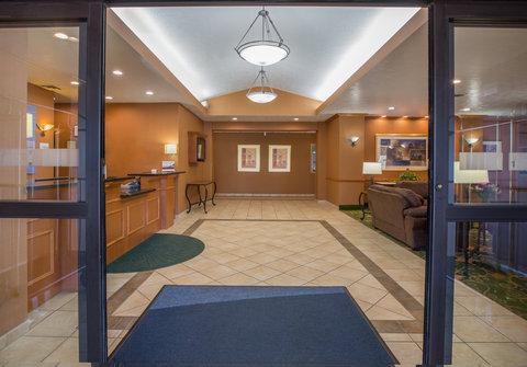 Holiday Inn Express BILLINGS - Entrance